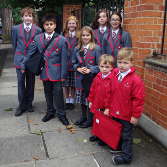 SRRCC uniform group