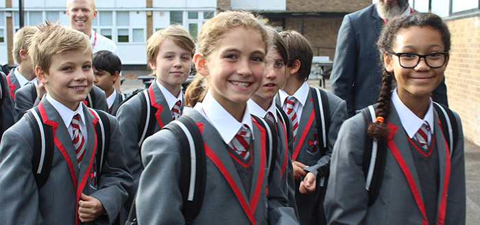 Welcome to Our School Rose - Head Girl